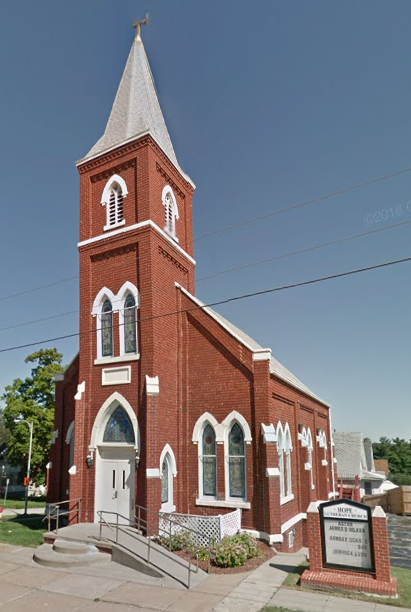 Hope Lutheran Church, North Omaha, Nebraska