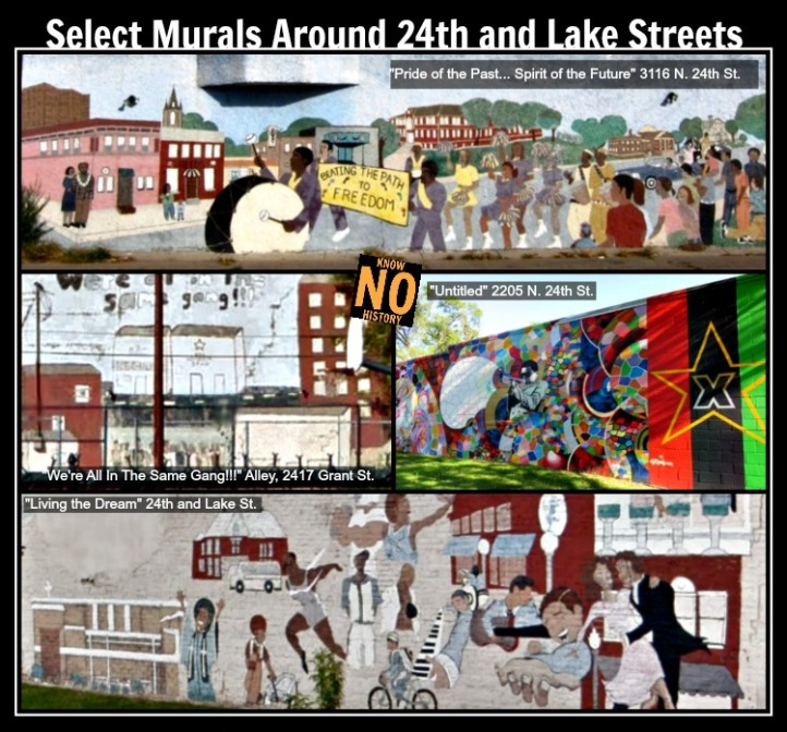 24th and Lake, North Omaha, Nebraska