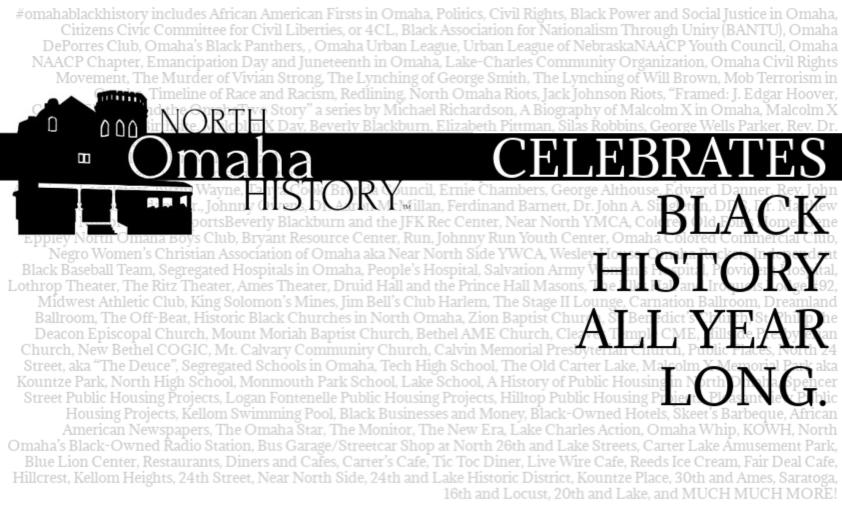 NorthOmahaHistory.com celebrates Black history all year long.