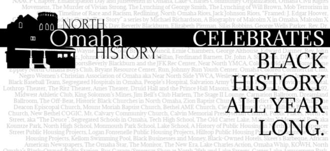 NorthOmahaHistory.com celebrates Black history all year long.