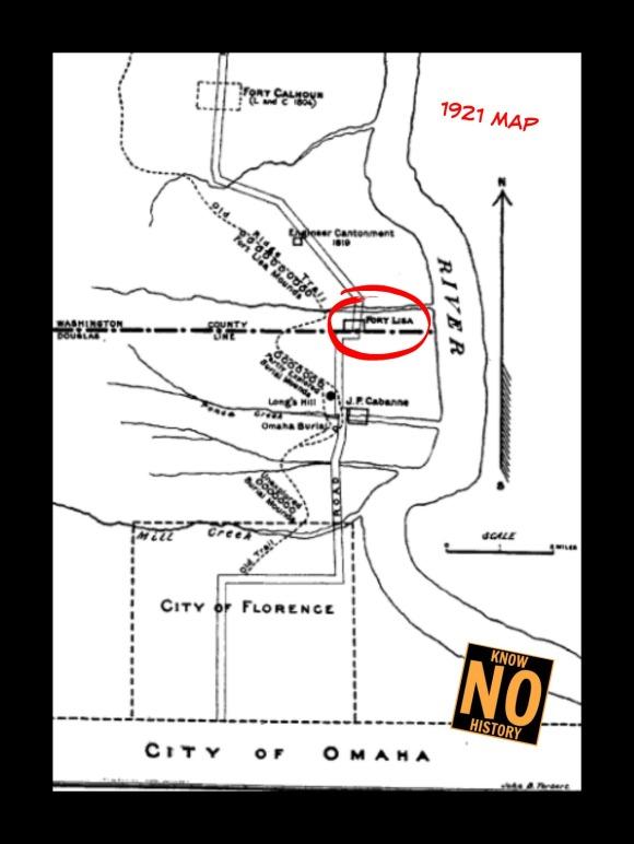 Fort Lisa, North Omaha, Nebraska