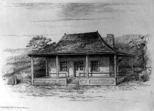 Manuel Lisa Home, St. Louis, Missouri