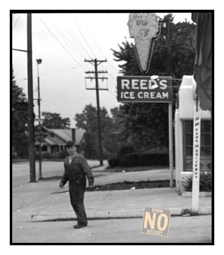 Reed's Ice Cream, North Omaha, Nebraska