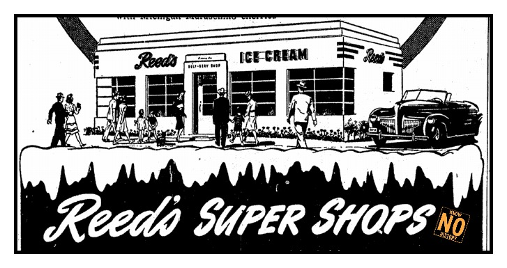 Reed's Ice Cream, North Omaha, Nebraska