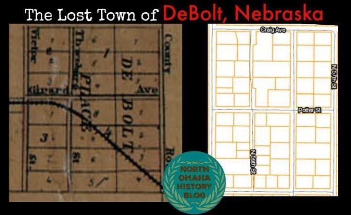 DeBolt, North Omaha, Nebraska