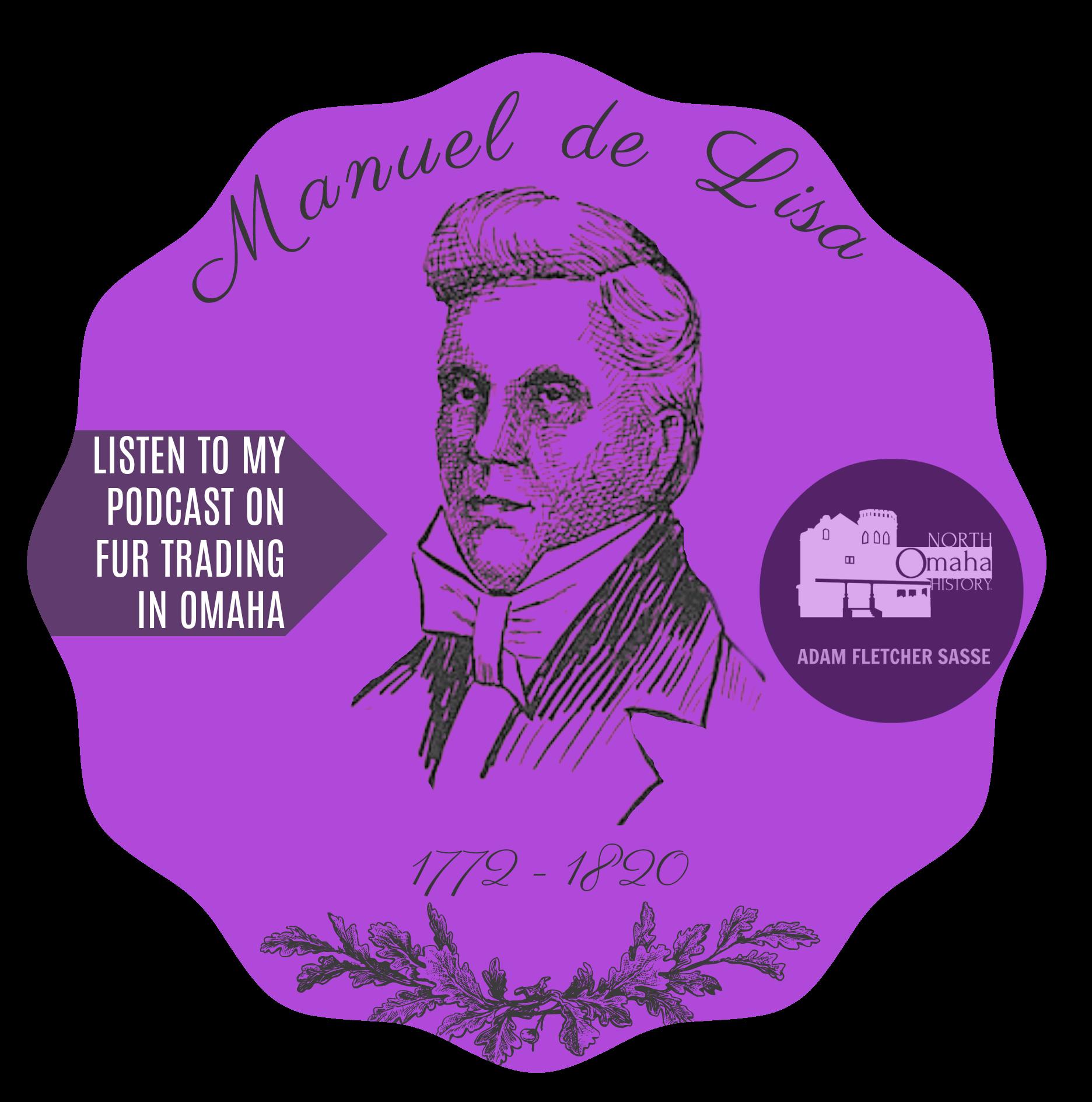 North Omaha History Podcast Show #1 on Fur Trading in Omaha, Nebraska