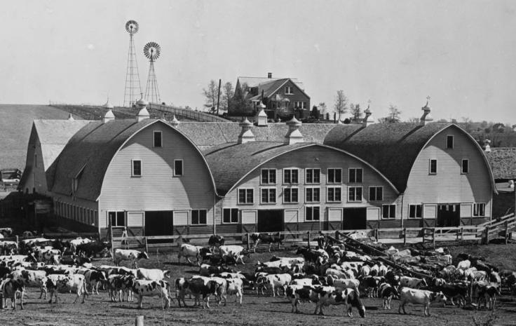 Sorensen Farm, North 66th and Redick, North Omaha, Nebraska