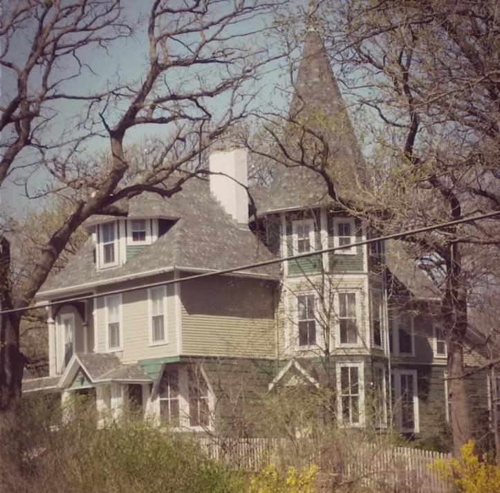 Lantry - Thompson Mansion, 3524 State Street, Florence, North Omaha, Nebraska