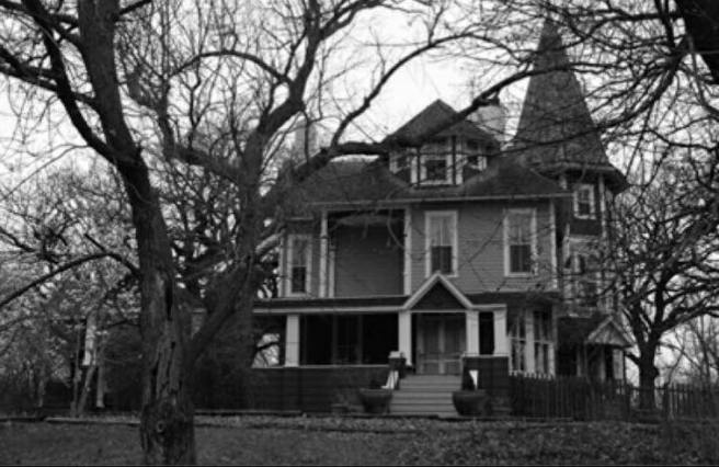 Lantry - Thompson Mansion, 3524 State Street, Florence, North Omaha, Nebraska