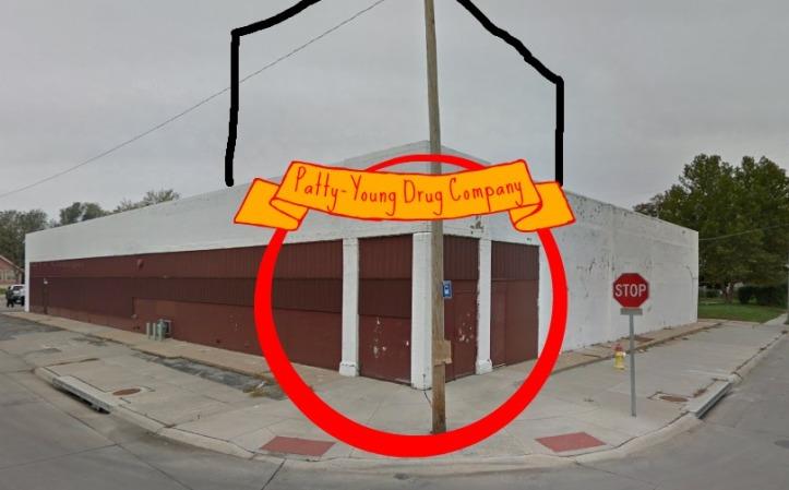 Patty-Young Drug Company North Omaha Nebraska