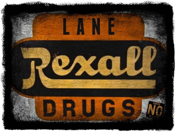 Lane Rexall Drug Store, North Omaha, Nebraska