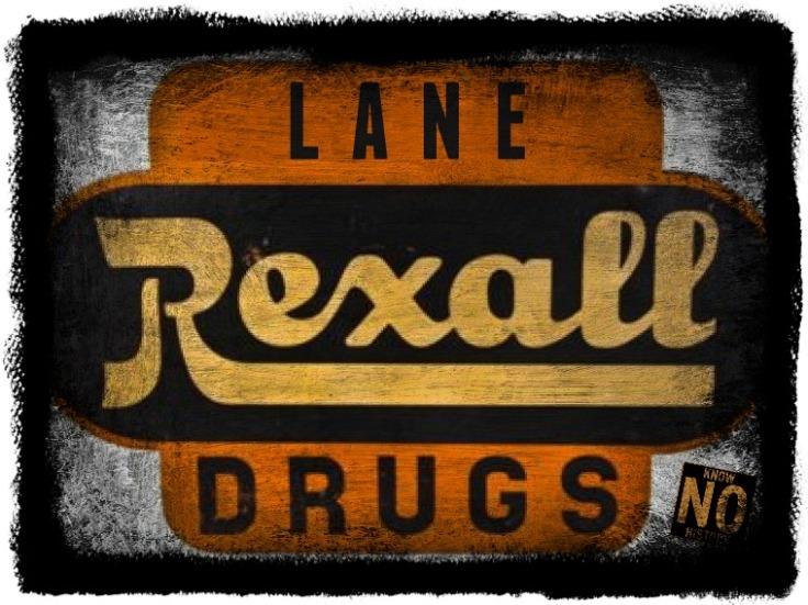 Lane Rexall Drug Store, North Omaha, Nebraska
