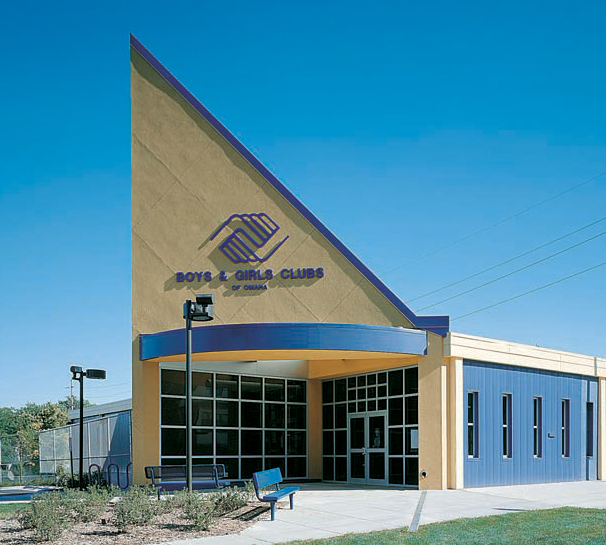 North Omaha Boys and Girls Club, 2610 Hamilton Street, North Omaha, Nebraska