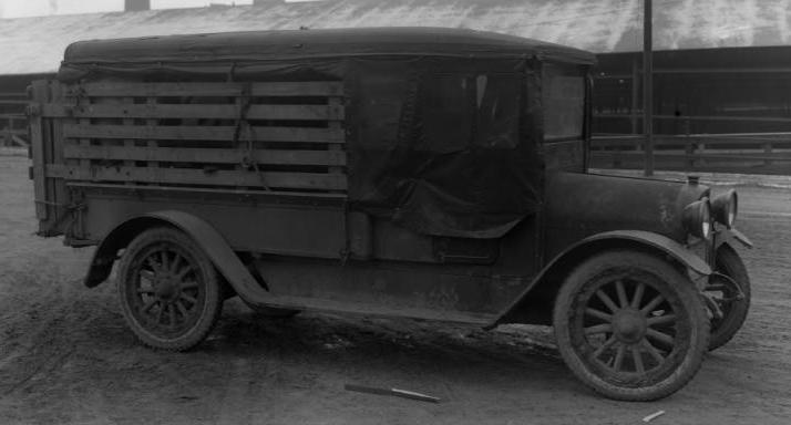 1919 farm truck