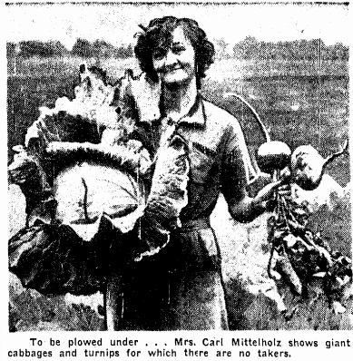Mrs. Carl Mittelholz, East Omaha, Nebraska