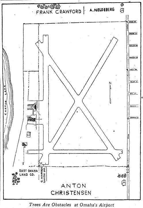 Eppley Airfield, Omaha, Nebraska