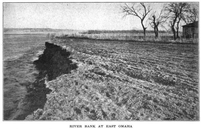 Missouri River, East Omaha, Nebraska