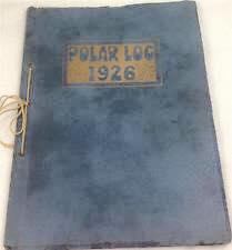 1926 Omaha North High yearbook Polar Log