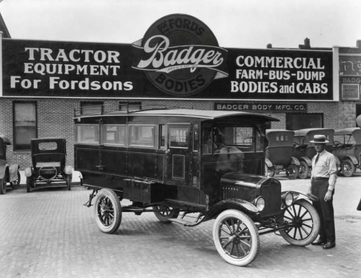 Badger Auto Body Company, North Omaha, Nebraska
