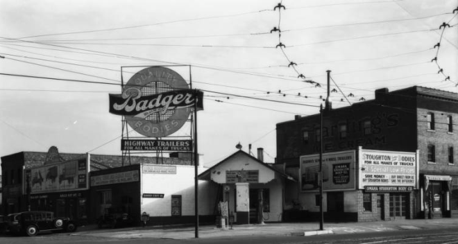 Badger Auto Bodies, North Omaha, Nebraska