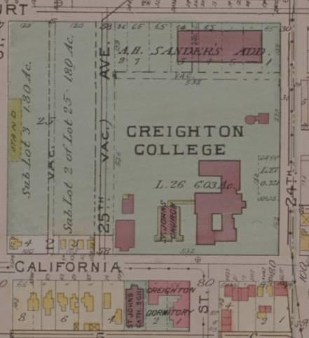 Creighton College