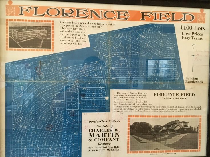 Florence Field, North Omaha, Nebraska'