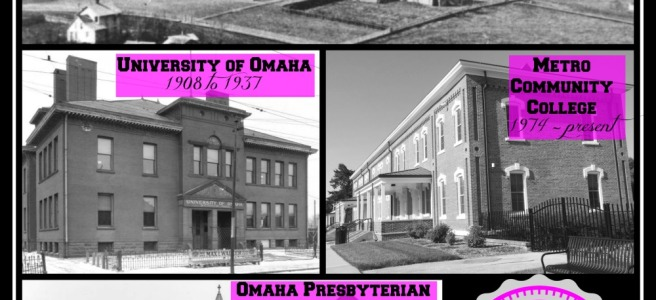Creighton University, University of Omaha, Metro Community College, Omaha Presbyterian Theological Seminary and Grace University were all at home in North Omaha.