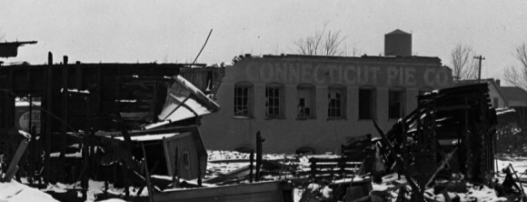 Connecticut Pie Company, 25th and Grant Street, North Omaha, Nebraska