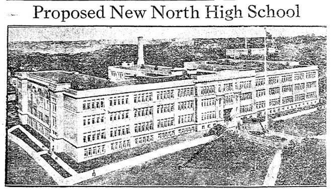 North High School, 4410 N 36th St, North Omaha, Nebraska