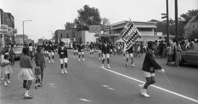 1967 24th Street parade