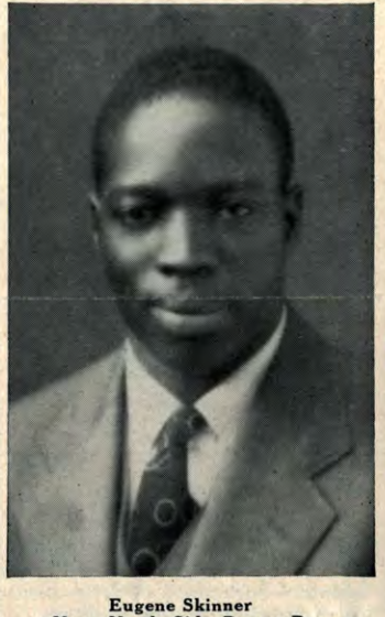 Eugene Skinner, Omaha, Nebraska