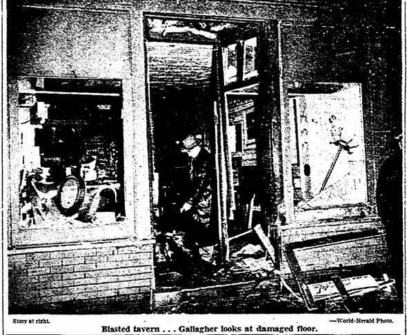 Spot Bar 23rd and Ames 1954 bombing