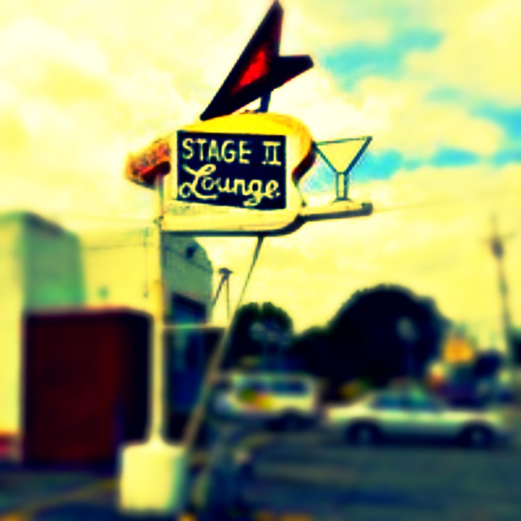 The Stage II Lounge, 3210 North 30th Street, North Omaha, Nebraska
