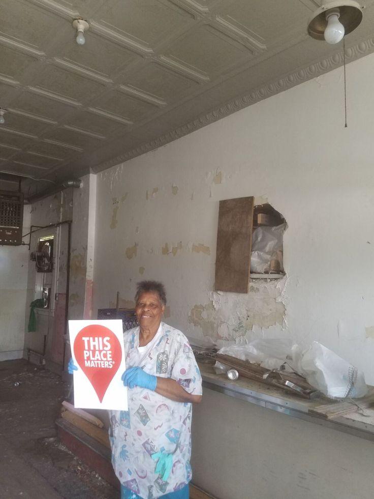 Ella Willis at 4106 North 24th Street, North Omaha, Nebraska