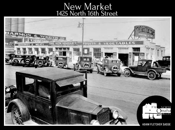 New Market, 1425 N 16th Street, North Omaha, Nebraska