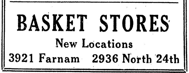 Basket Store, 2936 North 24th Street, Kountze Place, North Omaha, Nebraska