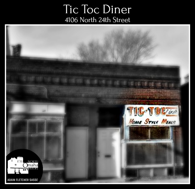 Tic Toc Diner, 4104 North 24th Street, North Omaha, Nebraska