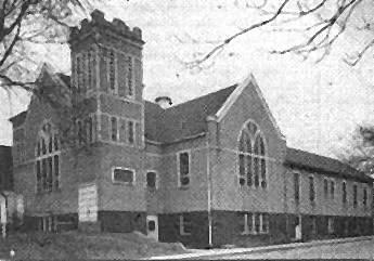 Kingdom Builders Christian Center (formerly Walnut Hill M.E. Church), 4039 Charles St, Omaha, NE 68131