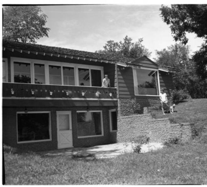 1956 Wyman Heights house North Omaha Nebraska
