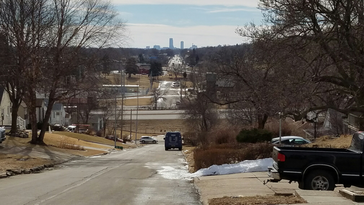 2017 view from Wyman Heights looking south