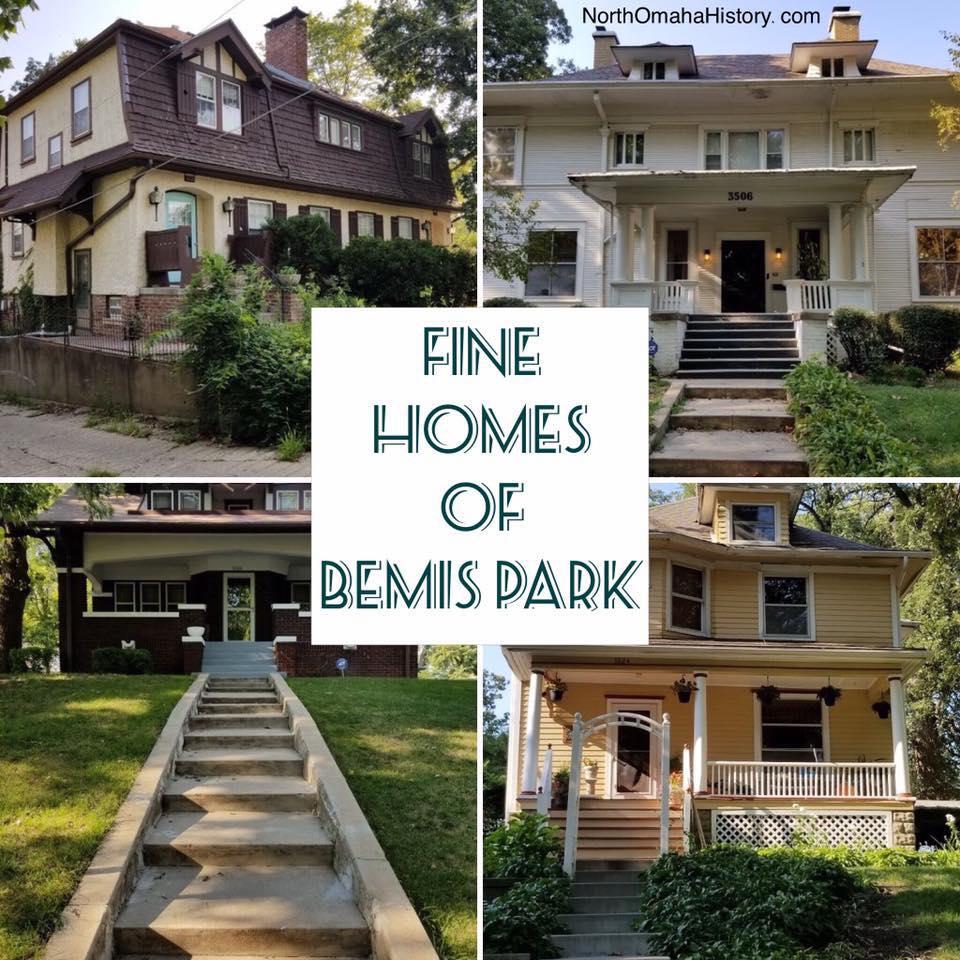 Bemis Park homes, North Omaha, Nebraska