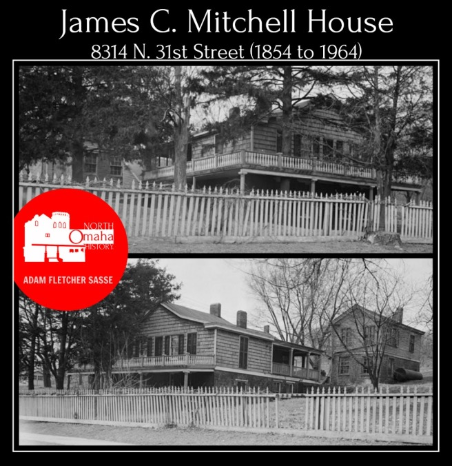 James C Mitchell House 8314 N 31st Street
