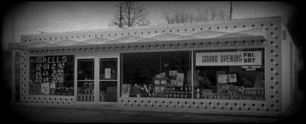 Jim Pane's Liquor Store at 715 North Saddle Creek Road North Omaha Nebraska