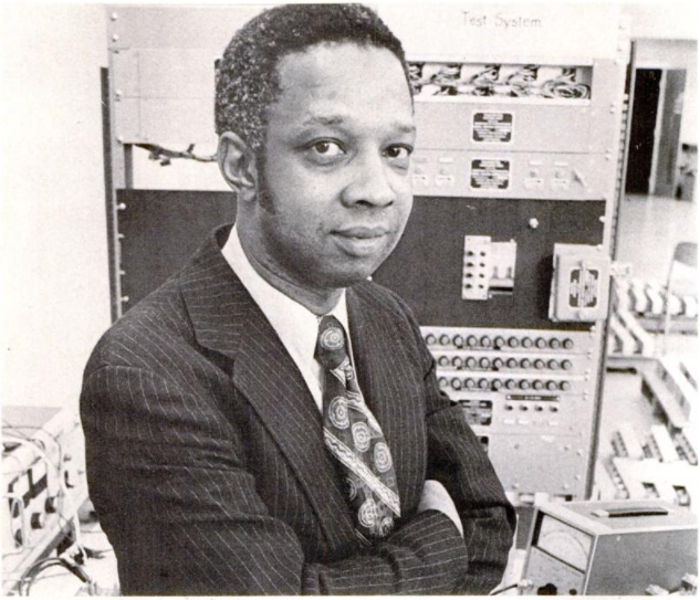 Joseph Saunders owner of the Component Concepts Corporation in 1973