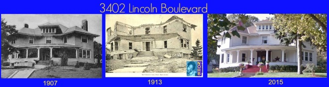 Tolf Hanson House 3402 Lincoln Blvd North Omaha Nebraska
