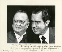 Hoover and Nixon