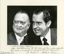 Hoover and Nixon