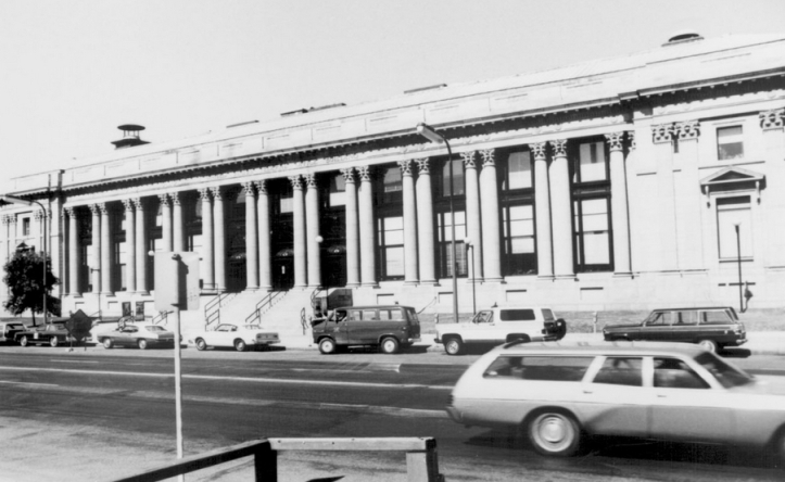 Minneapolis Federal Building courtesy of the Hennepin Public Library