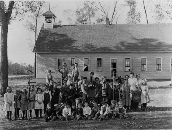 Irvington School North Omaha Nebraska
