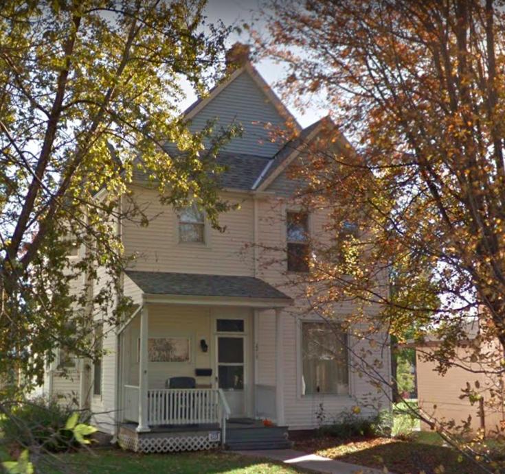 Sisters of Mercy convent, 2219 Binney Street, Kountze Place neighborhood, North Omaha, Nebraska